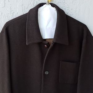 Brooks Brothers ® Men's Wool/Cashmere Town Coat